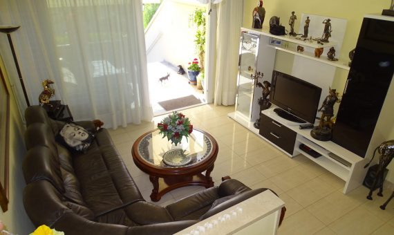 Townhouse in Arona,  Chayofa, 110 m2, fully furniture, garden, terrace   | 3