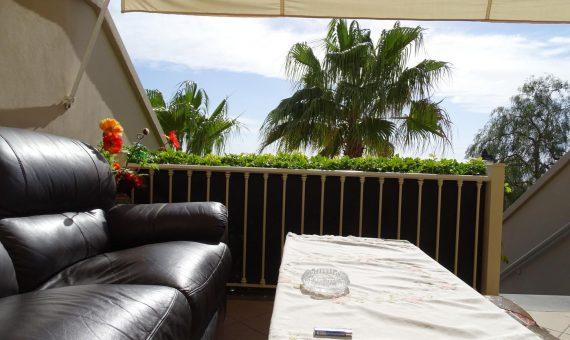 Casa adosada en Arona,  Chayofa, 110 m2, con mueble, jardin, terraza   | 2