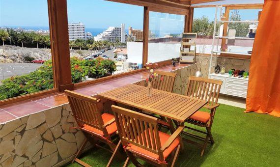 Apartment in Adeje,  San Eugenio Alto, 102 m2, fully furniture, terrace   | 115783-570x340-jpg
