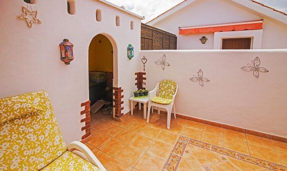 Квартира в Арона,  Лос-Кристианос, 90 м2, с мебелью, террасса   | 3