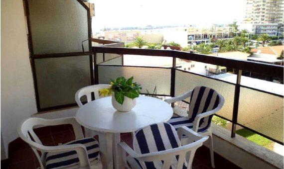 Квартира в Арона,  Лос-Кристианос, 80 м2, с мебелью, террасса   | 2