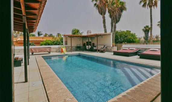 Вилла в Сан-Мигель-де-Абона,  Гольф-дель-Сур, 300 м2, сад, террасса   | 3