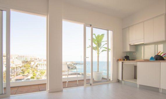 Apartment in Santiago del Teide,  Puerto Santiago, 86 m2, terrace, balcony   | 117562-570x340-jpg