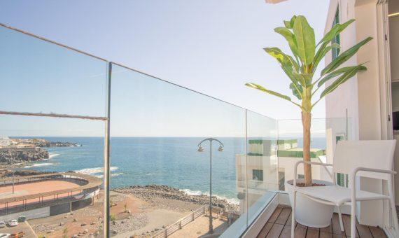 Apartment in Santiago del Teide,  Puerto Santiago, 86 m2, terrace, balcony   | 4