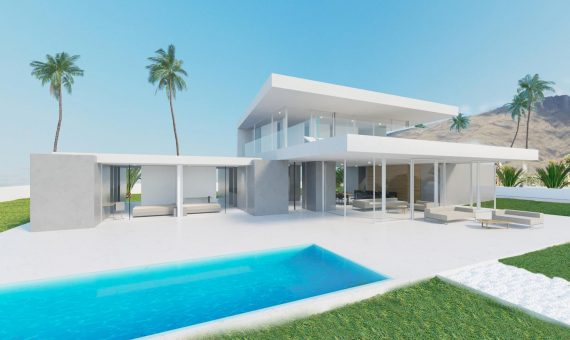 Villa in Adeje,  Golf Costa Adeje, 381 m2, garden, terrace, garage, parking   | 117620-570x340-jpg