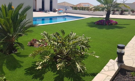 Villa in Granadilla,  Yaco, 317 m2, fully furniture, garden, terrace, garage, parking   | 2