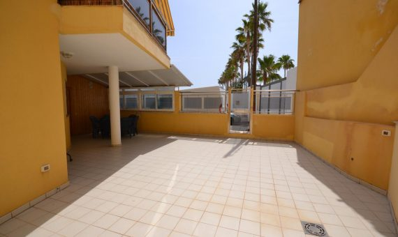 Apartment in Santiago del Teide,  Playa la Arena, 72 m2, fully furniture, terrace, balcony, garage, parking   | 2