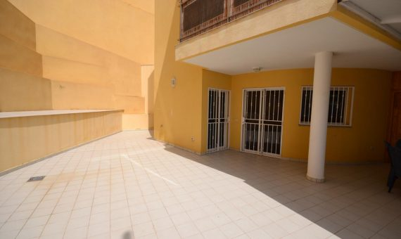Apartment in Santiago del Teide,  Playa la Arena, 72 m2, fully furniture, terrace, balcony, garage, parking   | 3