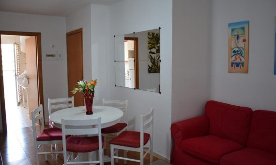 Apartment in Arona,  Los Cristianos, 80 m2, fully furniture, terrace   | 2