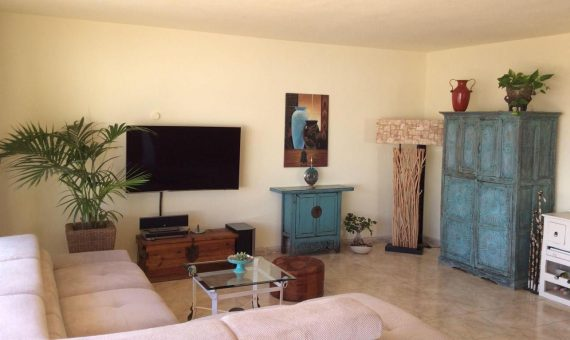 Villa in Los Realejos, 90 m2, fully furniture, garden, terrace, garage, parking   | 3