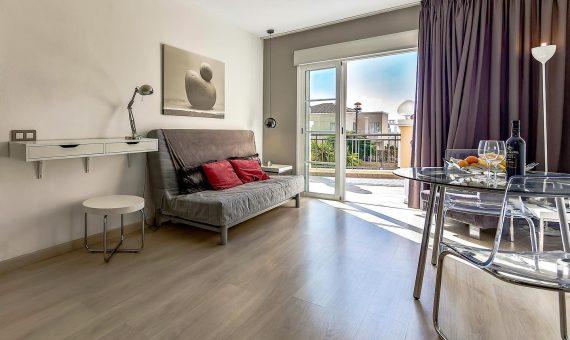 Apartment in Adeje,  Playa de Fañabe, 80 m2, fully furniture, terrace   | 3