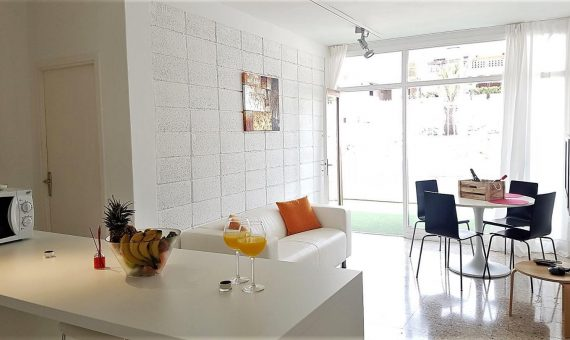 Apartment in Arona, city Las Americas, 62 m2, fully furniture, terrace   | 118883-570x340-jpg