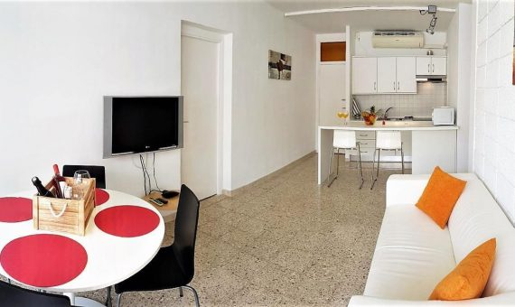 Apartment in Arona,  Las Americas, 62 m2, fully furniture, terrace   | 2