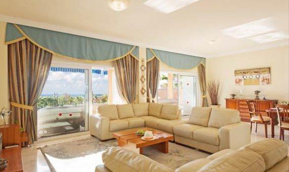 Casa en Santiago del Teide,  Playa la Arena, 195 m2, con mueble, jardin, terraza, garaje, aparcamento, aparcamento   | 2