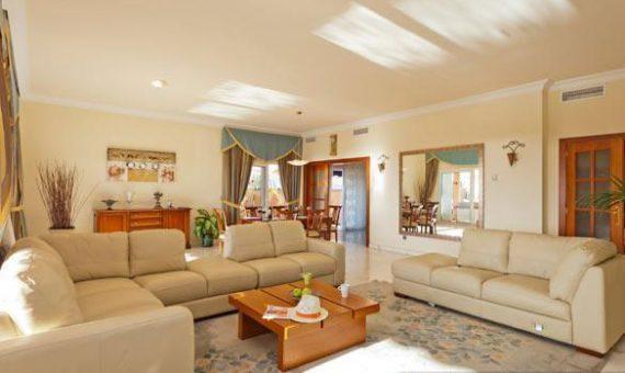 Casa en Santiago del Teide,  Playa la Arena, 195 m2, con mueble, jardin, terraza, garaje, aparcamento, aparcamento   | 3