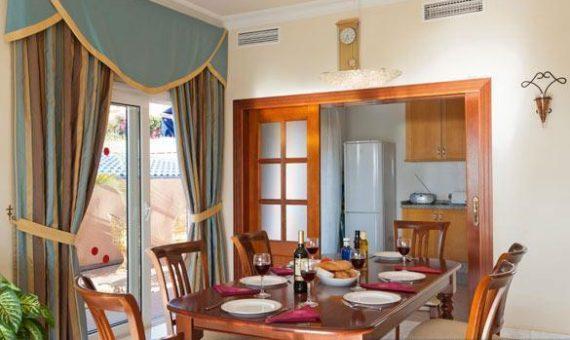 Casa en Santiago del Teide,  Playa la Arena, 195 m2, con mueble, jardin, terraza, garaje, aparcamento, aparcamento   | 4