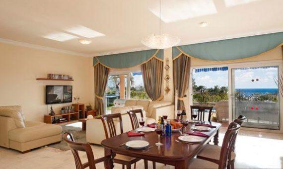 Villa in Santiago del Teide,  Playa la Arena, 195 m2, fully furniture, garden, terrace, garage, parking   | 4