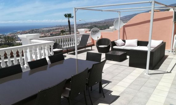 Apartment in Adeje,  San Eugenio Alto, 140 m2, fully furniture, terrace, garage, parking   | 2