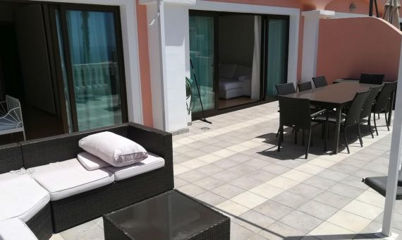 Apartment in Adeje,  San Eugenio Alto, 140 m2, fully furniture, terrace, garage, parking   | 1