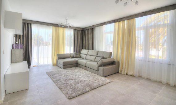 Вилла в Арона,  Пальм-Мар, 120 м2, частично с мебелью, террасса, гараж   | 2
