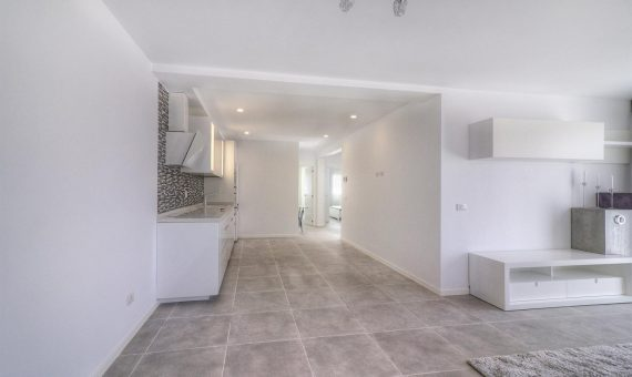 Villa in Arona,  Palm Mar, 120 m2, partially furniture, terrace, garage, parking   | 4