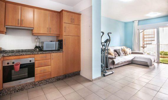 Квартира в Арона,  Чайофа, 75 м2, с мебелью, террасса   | 4