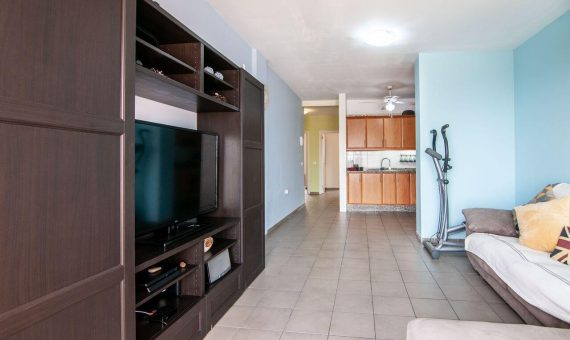 Apartment in Arona,  Chayofa, 75 m2, fully furniture, terrace     4