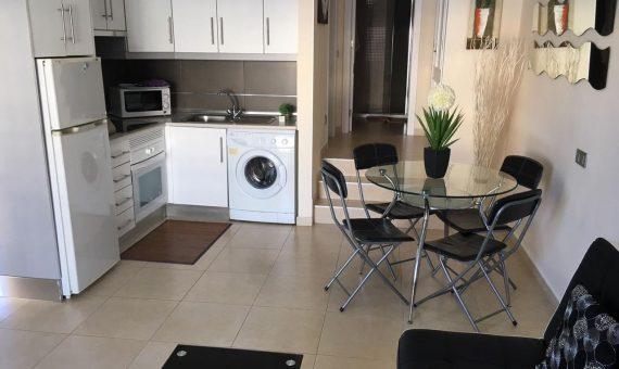 Apartment in Adeje,  Playa de Fañabe, 48 m2, fully furniture, terrace   | 1