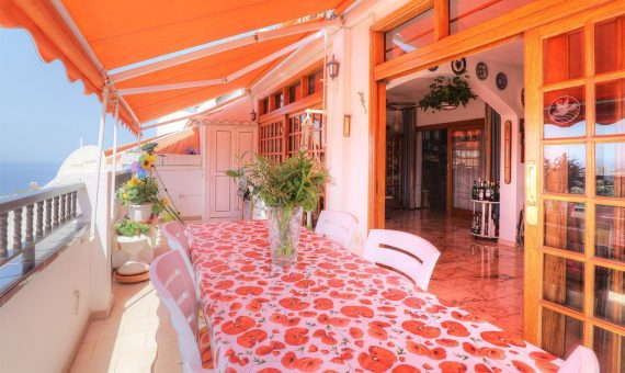 Piso en Adeje,  San Eugenio Alto, 98 m2, con mueble, terraza   | 4