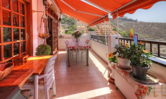 Apartment in Adeje,  San Eugenio Alto, 98 m2, fully furniture, terrace   | 2