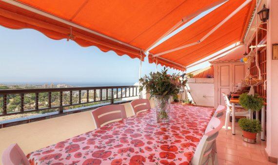 Piso en Adeje,  San Eugenio Alto, 98 m2, con mueble, terraza   | 2