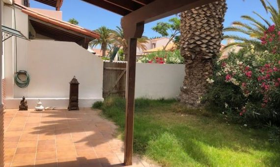Villa in San Miguel de Abona,  Golf del Sur, 93 m2, fully furniture, terrace, balcony, garage, parking   | 1