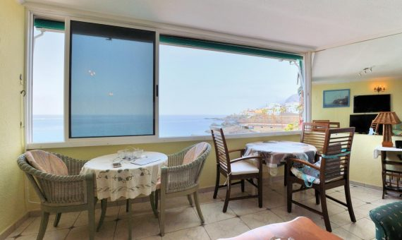 Apartment in Santiago del Teide,  Puerto Santiago, 85 m2, fully furniture   | 2