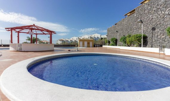 Townhouse in Adeje,  Callao Salvaje, 106 m2, fully furniture, terrace, garage, parking   | 1