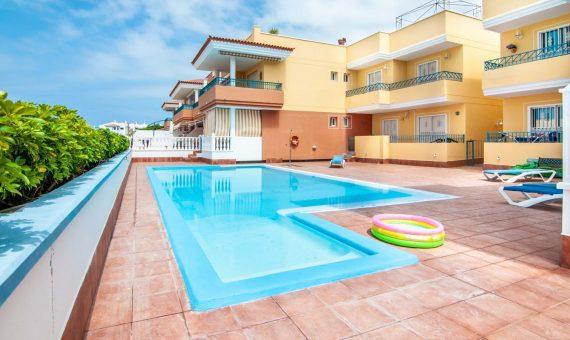 Apartment in Adeje, city Callao Salvaje, 78 m2, fully furniture, terrace, garage, parking   | 119795-570x340-jpg