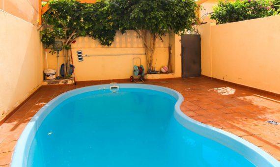 Таунхаус в Арона,  Коста-дель-Силенсио, 165 м2, с мебелью, террасса, гараж   | 3