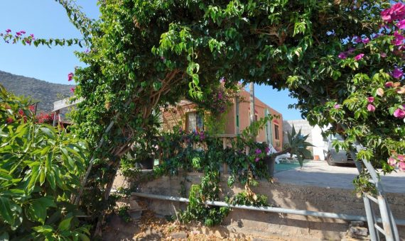 Casa en Santiago del Teide,  Tamaimo, 120 m2, jardin   | 120438-570x340-jpg