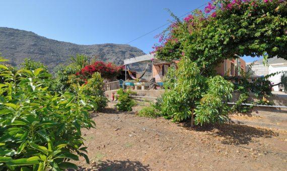 Casa en Santiago del Teide,  Tamaimo, 120 m2, jardin   | 2