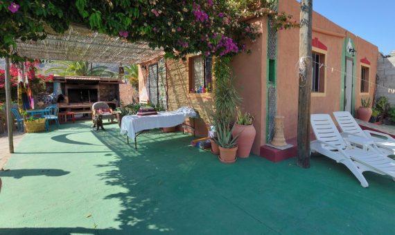 Casa en Santiago del Teide,  Tamaimo, 120 m2, jardin   | 3