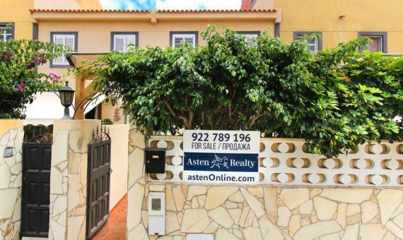 Таунхаус в Арона,  Коста-дель-Силенсио, 165 м2, с мебелью, террасса, гараж   | 121182-570x340-jpg