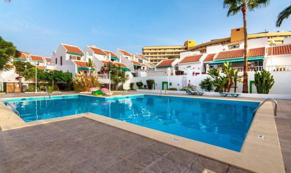 Casa adosada en Adeje,  Torviscas Bajo, 93 m2, con mueble, terraza   | 121214-570x340-jpg