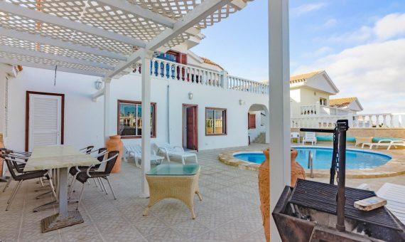 Villa in Adeje, city Callao Salvaje, 286 m2, fully furniture, terrace, balcony   | 121534-570x340-jpg