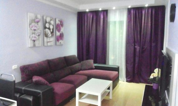 Apartment in Adeje,  Bahia del Duque, 62 m2, fully furniture, balcony   | 2