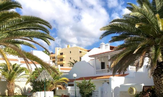 Villa in Adeje,  La Caleta, 83 m2, garden, terrace, garage, parking   | 2