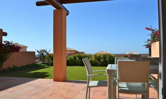Villa in Adeje,  Golf Costa Adeje, 120 m2, garden, terrace, balcony, garage, parking   | 2