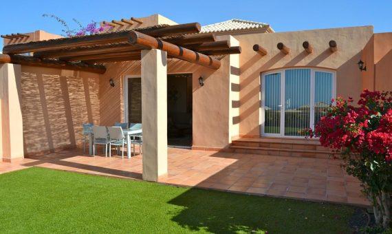 Villa in Adeje,  Golf Costa Adeje, 120 m2, garden, terrace, balcony, garage, parking   | 3
