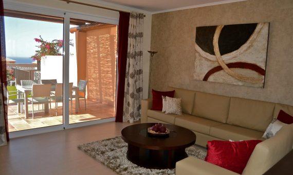 Villa in Adeje,  Golf Costa Adeje, 120 m2, garden, terrace, balcony, garage, parking   | 4