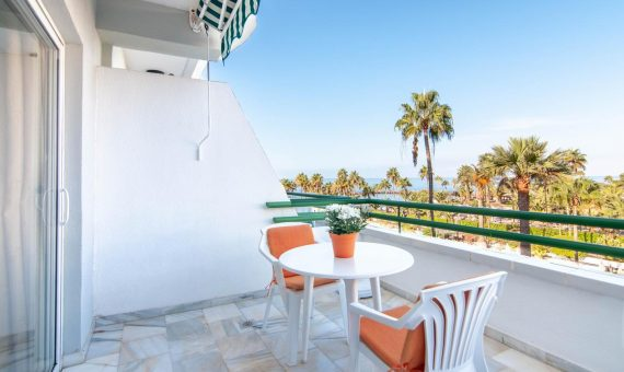 Piso en Adeje,  Bahia del Duque, 8 m2, con mueble, terraza   | 2
