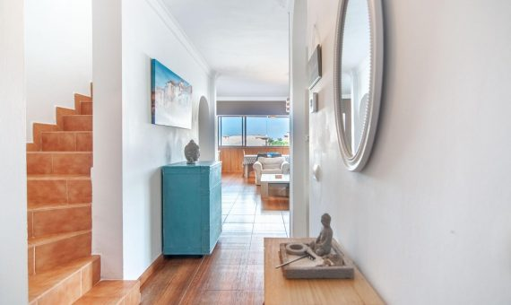 Таунхаус в Адехе,  Плайя-Параисо, 145 м2, с мебелью, сад, террасса, гараж   | 122248-570x340-jpg