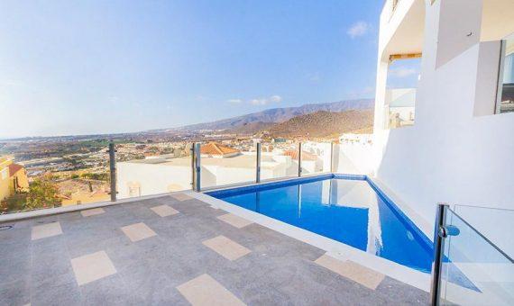Apartment in Adeje, city Torviscas Alto, 90 m2, terrace, garage, parking   | 122317-570x340-jpg